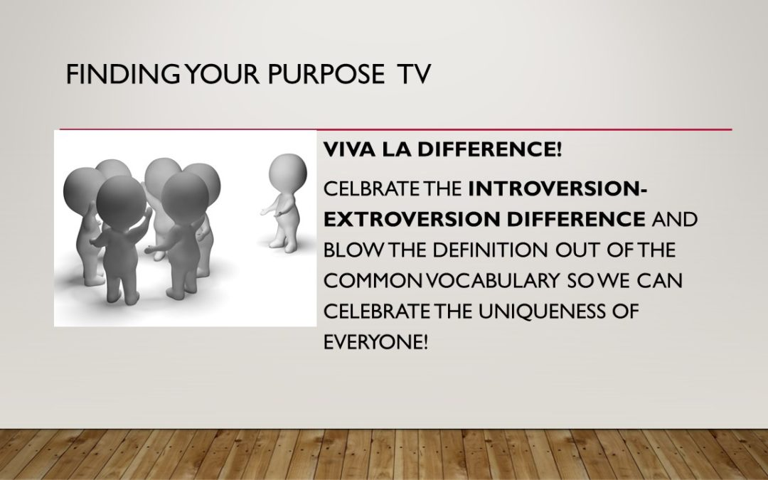 The Shows on Finding Your Purpose TV and how to be Interviewed
