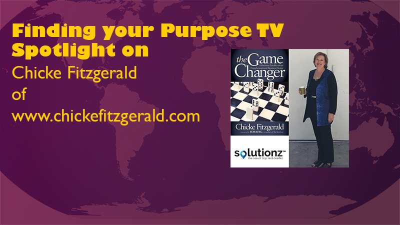 Spotlight on Chicke Fitzgerald of Chickefitzgerald.com
