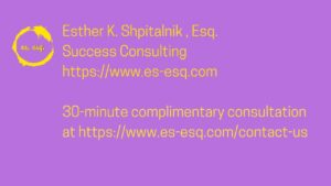 Esther Shpitalnik , Esq. Success Coach https___www.es-esq.com