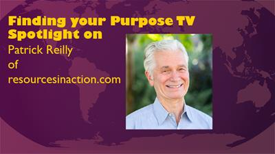 Spotlight of Patrick Reilly of ResourcesinAction.com
